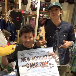 go slow caravan<br>MARK-IS-みなとみらい店