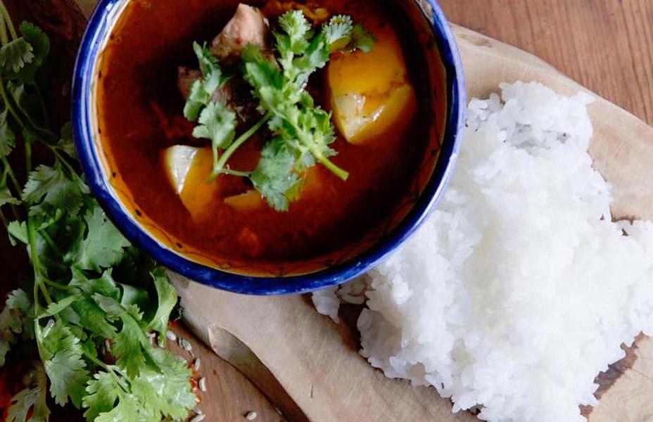 HBC 2-3-4SHOKUDO<BR>オーガニック タイ料理