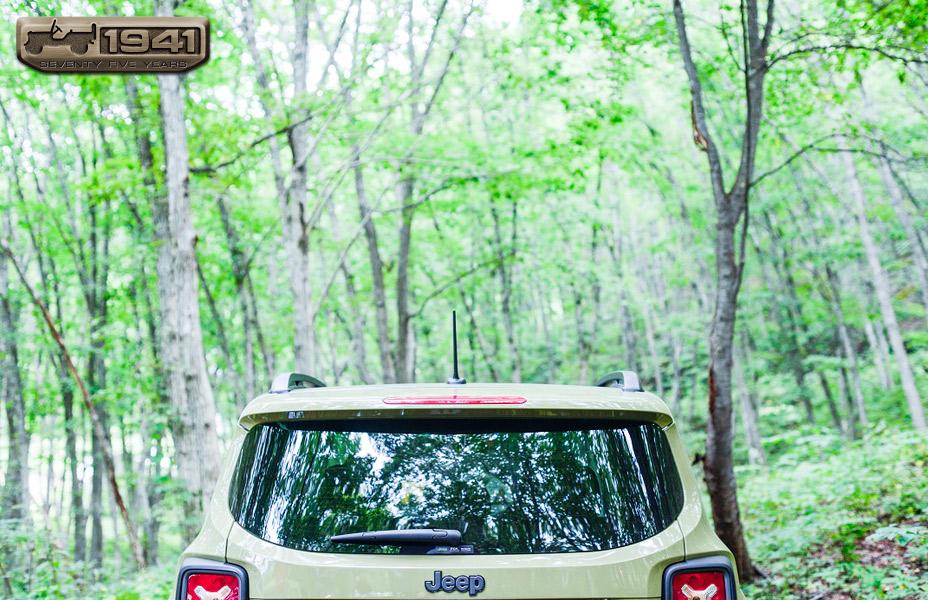 Jeep®車両展示及び試乗体験